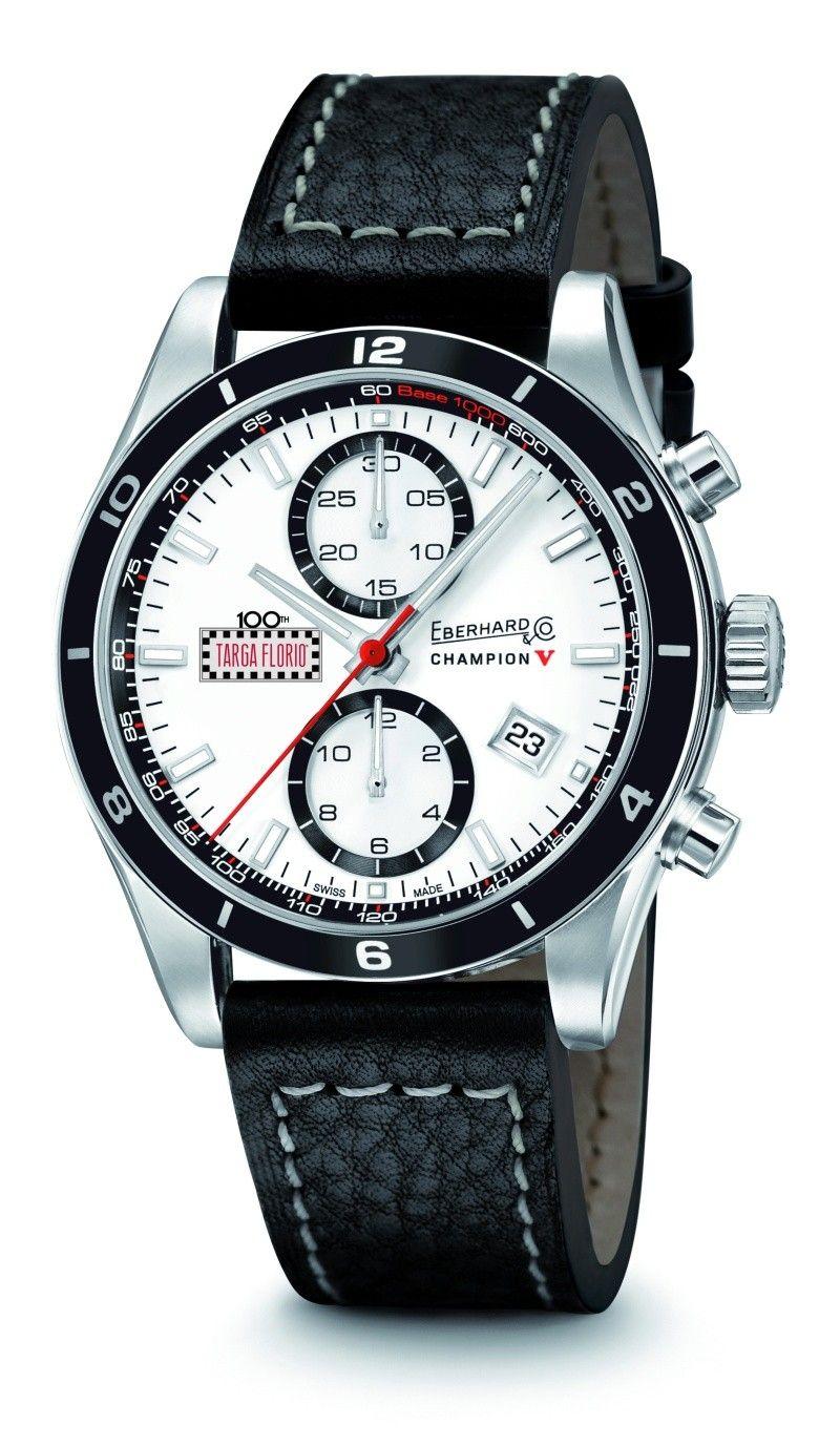 Eberhard & Co. Champion V Targa Florio Passion Horlogère