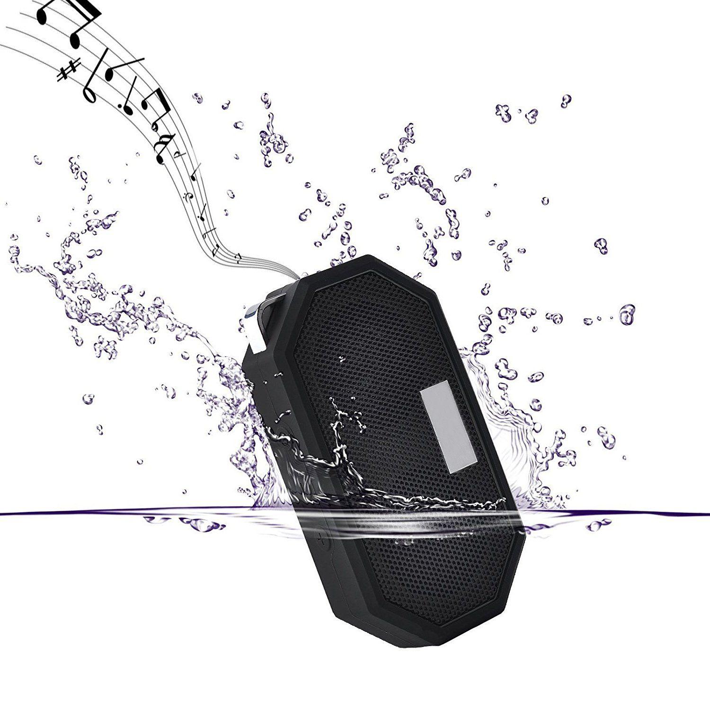 Universal Maxmore Bluetooth V4.0 Waterproof Indoor Outdoor Speaker ...