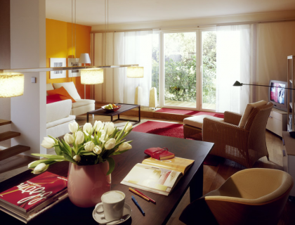 Kräftige Farben Für Ein Wohnzimmer Wohn Und Esszimmer - Farbwahl wohnzimmer