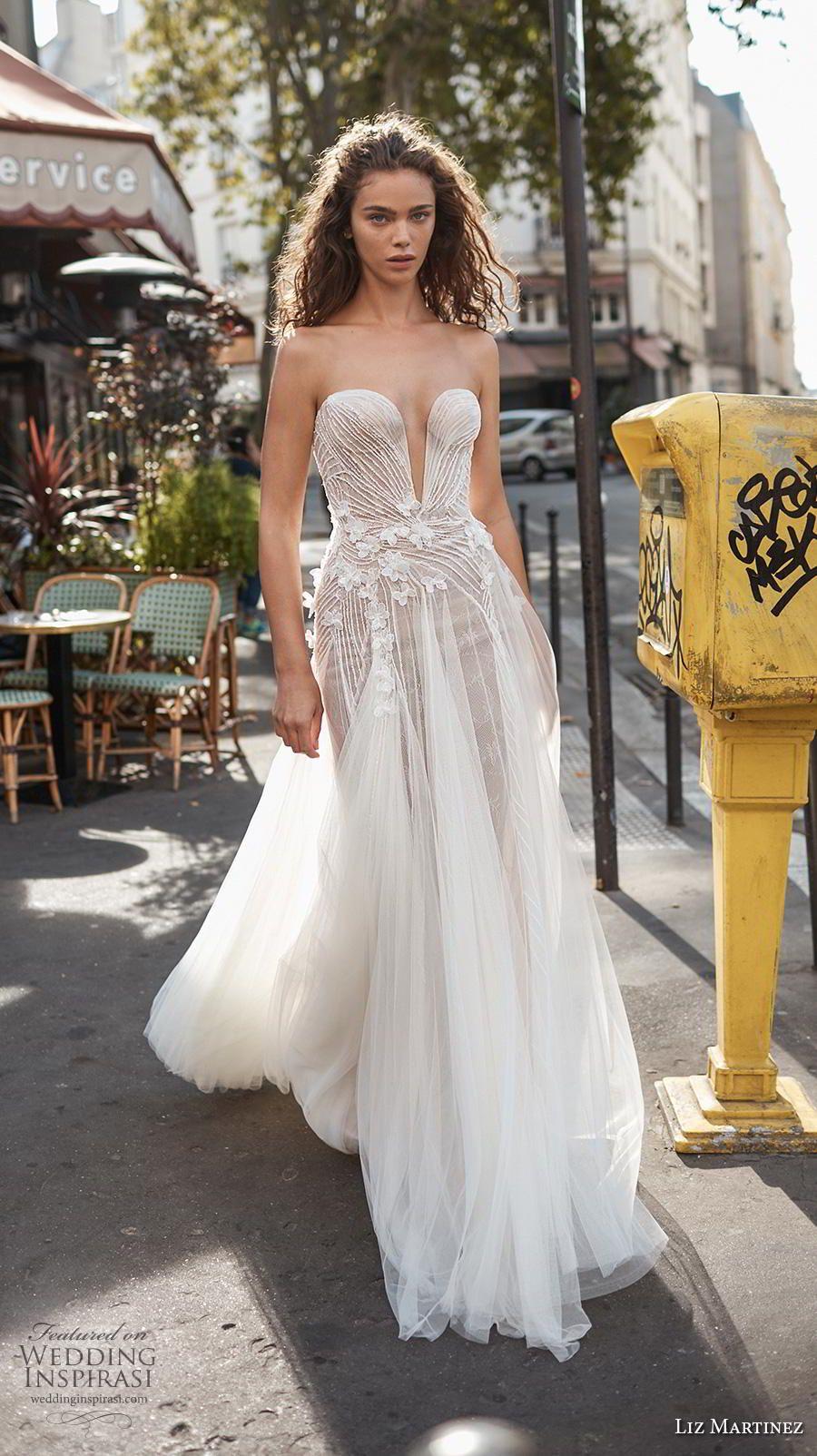 Liz Martinez 2020 Wedding Dresses Amour Bridal Collection Wedding Inspirasi Wedding Dresses Occasion Dresses Wedding Summer Bridesmaid Dresses [ 1604 x 900 Pixel ]