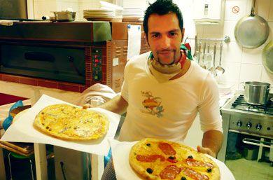 PizzaKlub - UBahn Yorkstrasse