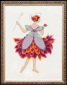 Nora Corbett Cross Stitch Pattetns - Yahoo Image Search Results