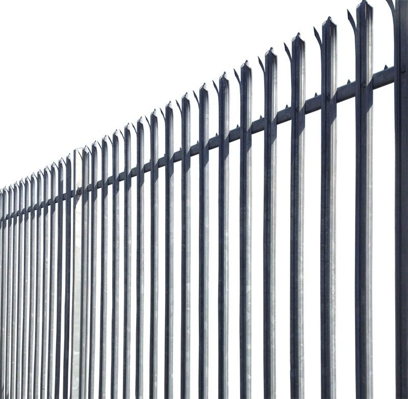 How To Get The Full Benefit Of Palisade Fencing Palisade Fence Security Fence Fencing Gates
