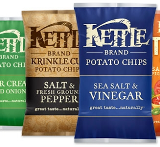 Kettle Chips Coupon! ONLY 2.00 each at Target &