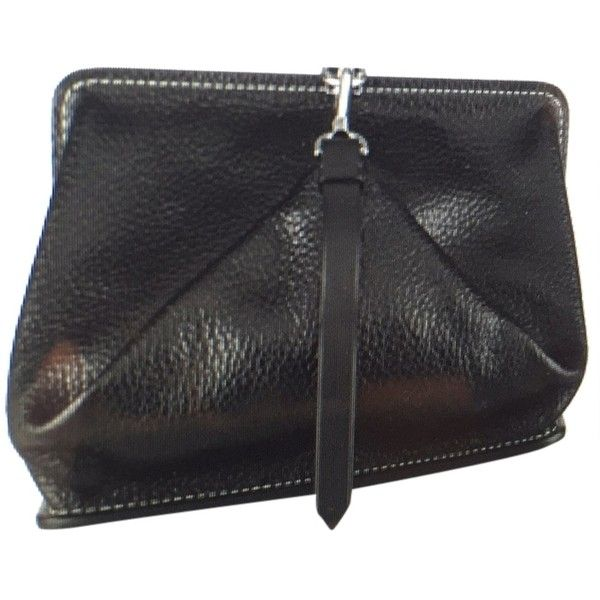 Alexander Wang Pre-owned - Leather clutch bag 9uaf1CHf