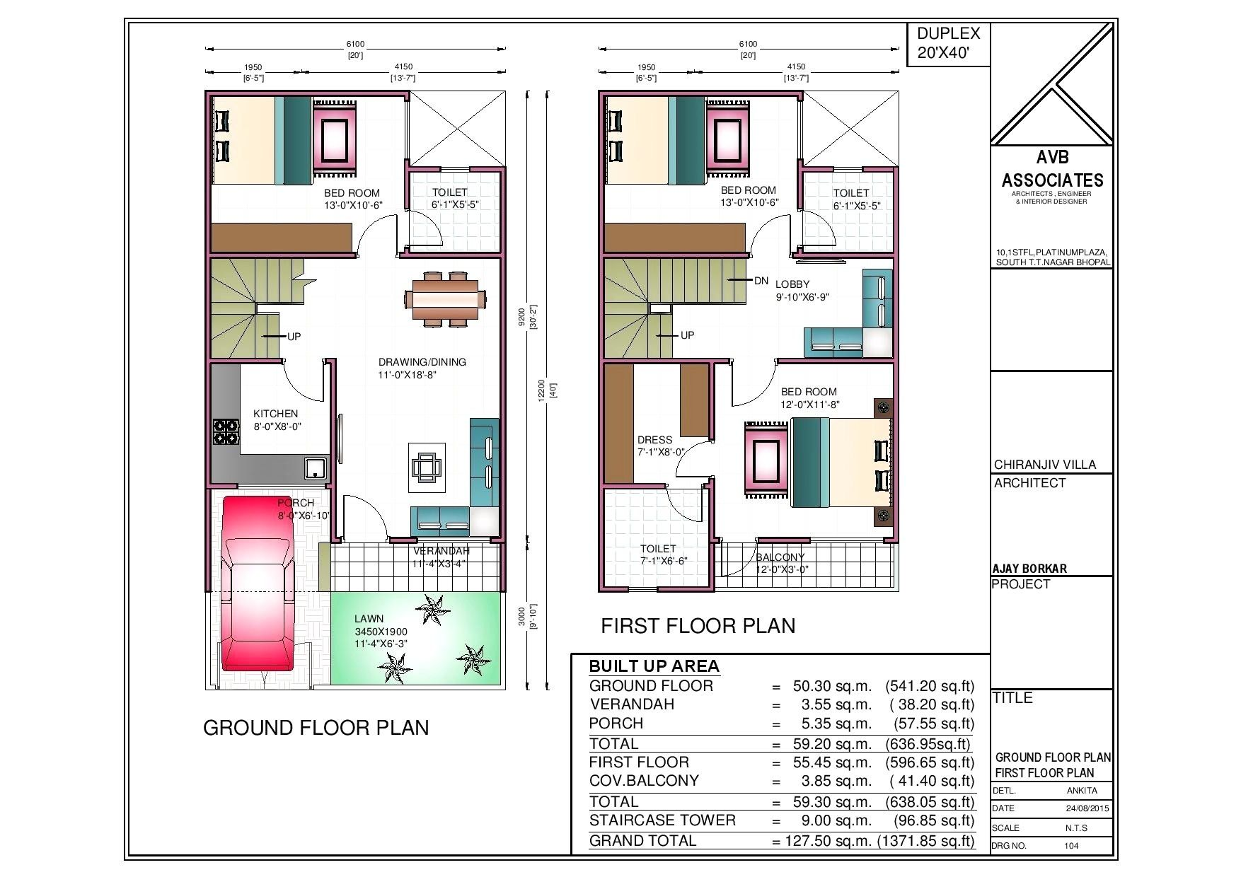 20 40 House Plan 3d 20 By 40 Ft House Plans Best Of 20 X 40 House Floor Plans Beautiful 20x40 House Plans 2bhk House Plan 30x40 House Plans