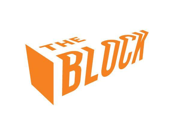 The Block Logo Widgets Stone Chattanooga Tn Logos Typography Logo Logo Images