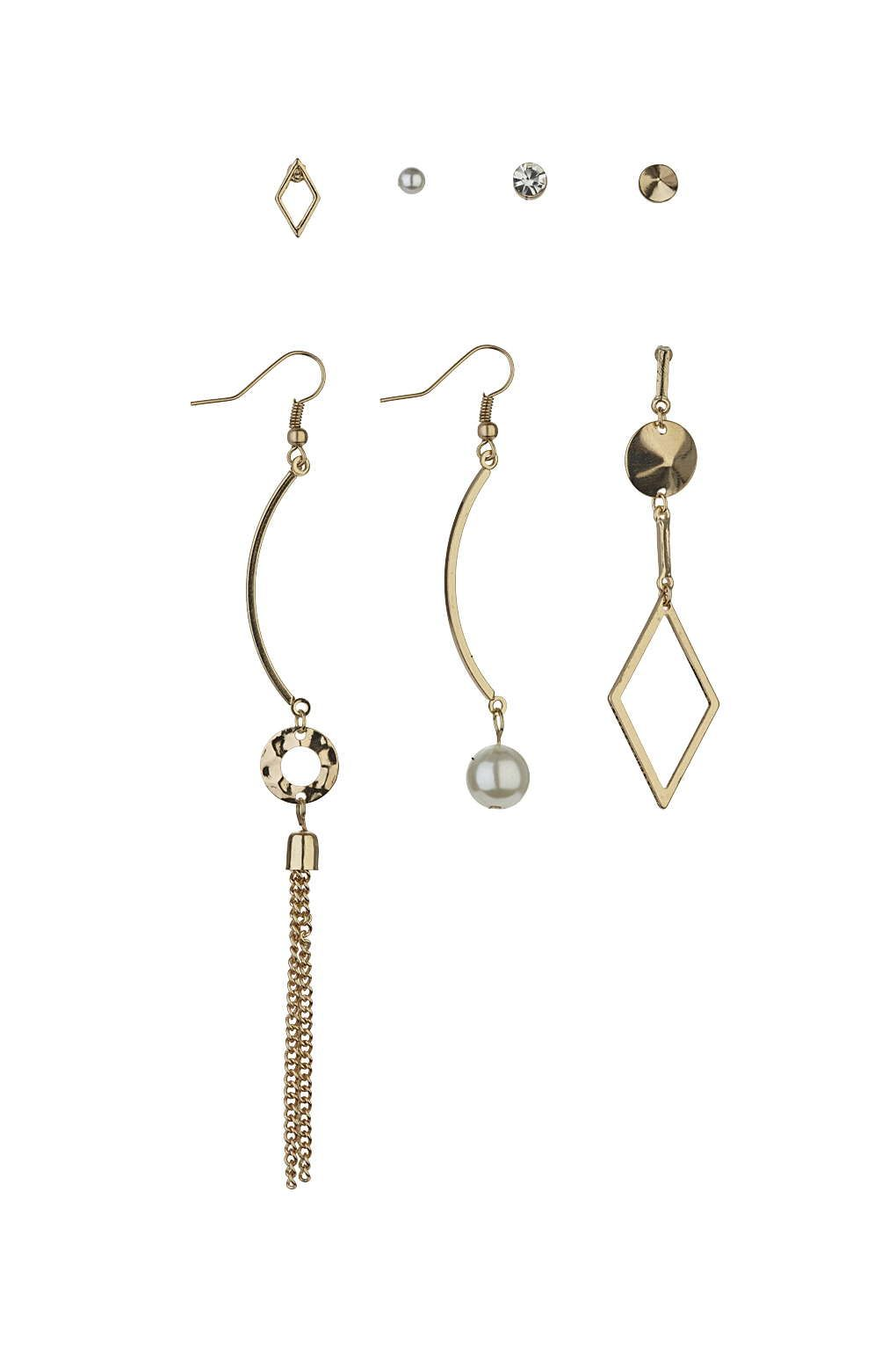 earrings stud alexis bittar mismatched