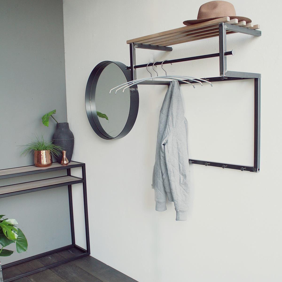 Spinder Design Rizzoli Wandkapstok Blacksmith In 2019 Details Huis