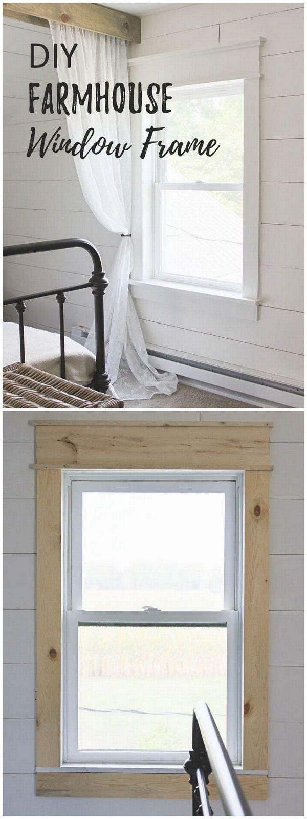 Window decor diy  diy farmhouse decor   ideas that will make you a pro  pinterest