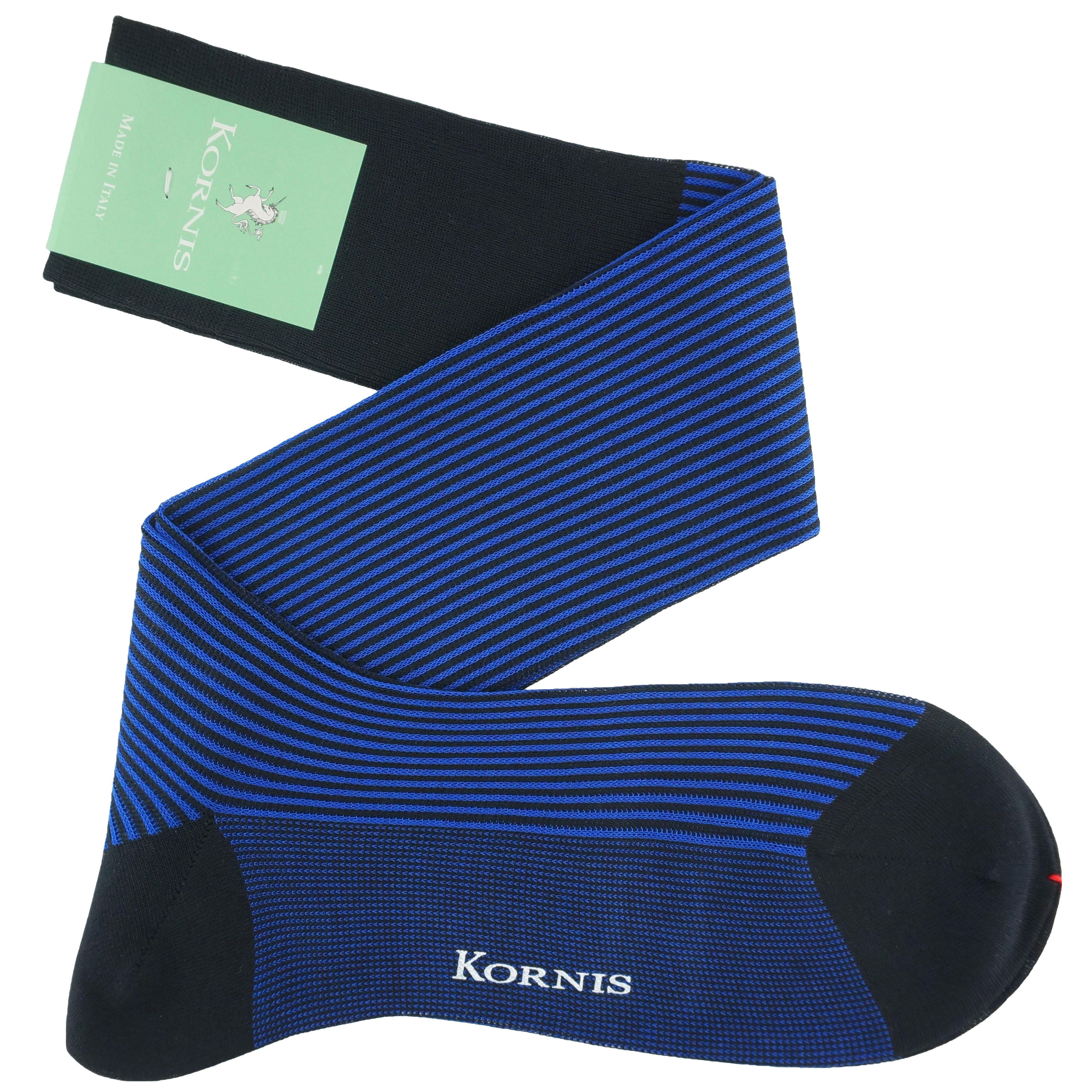 Men´s knee high socks • 100 % cotton • KORNIS