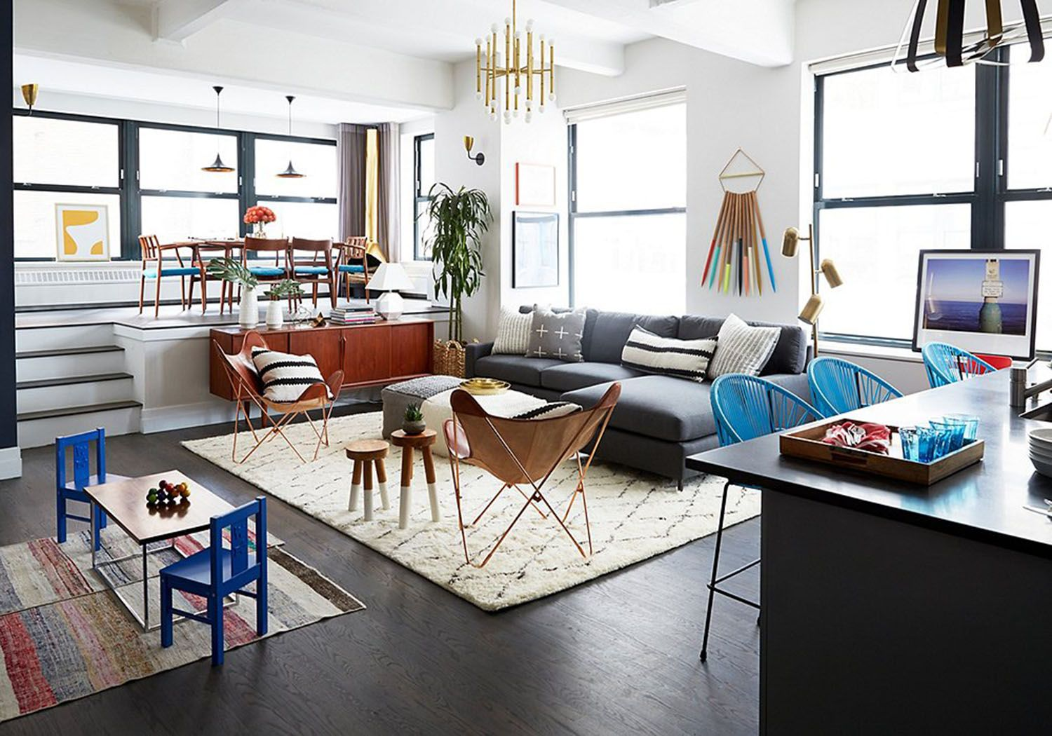 Our favorite fashion designers  homes also lofts kings lane and rh pinterest