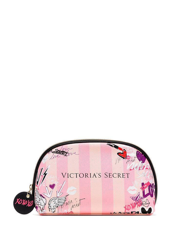 b79ffc8f185 Victoria s Secret Graffiti Glam Bag