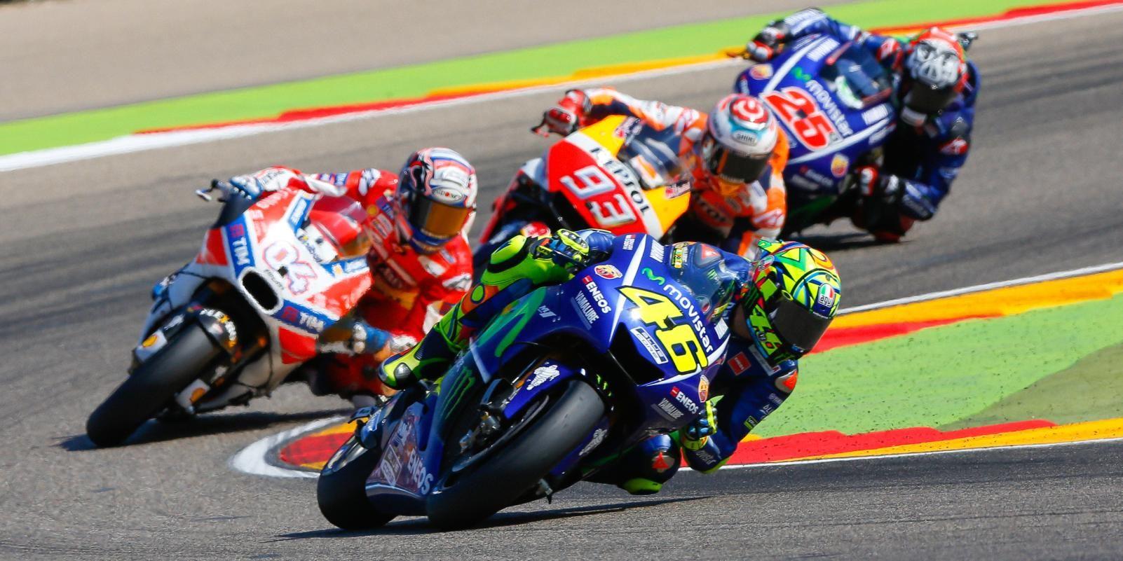 Valentino Rossi, Movistar Yamaha MotoGP, Gran Premio