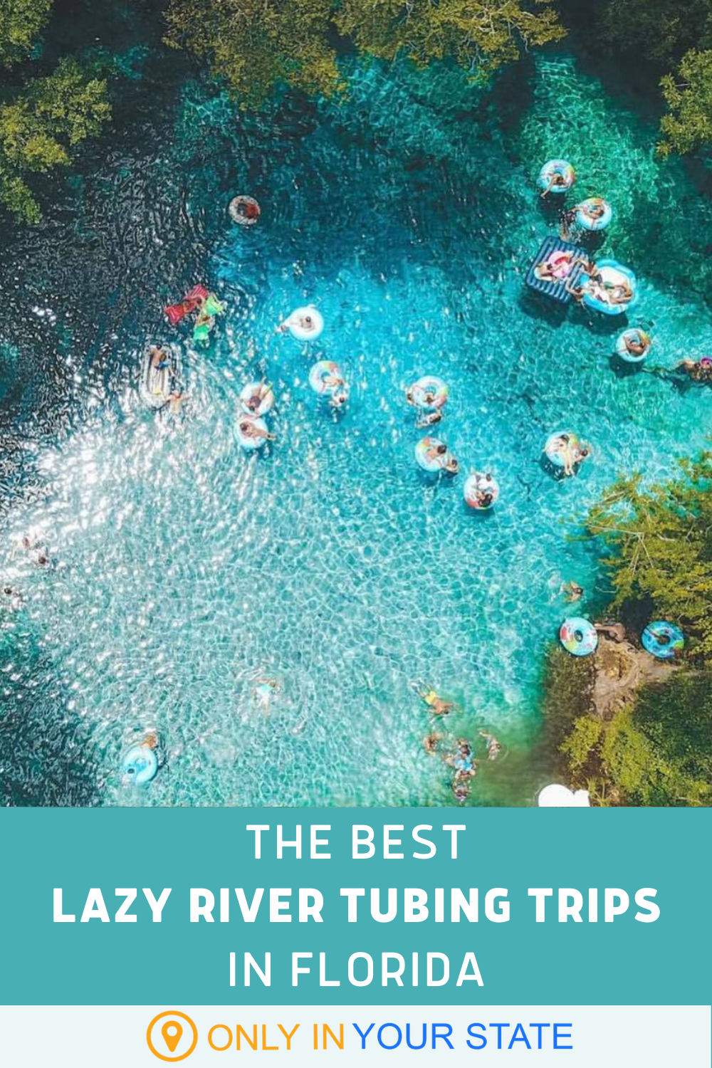 8 Lazy River Summer Tubing Trips In Florida To Start Planning Now Trip Florida Travel Orlando Travel