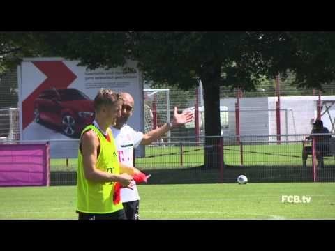 FOOTBALL -  Die FCB News vor dem DFB-Pokal-Spiel gegen Rheden - http://lefootball.fr/die-fcb-news-vor-dem-dfb-pokal-spiel-gegen-rheden/