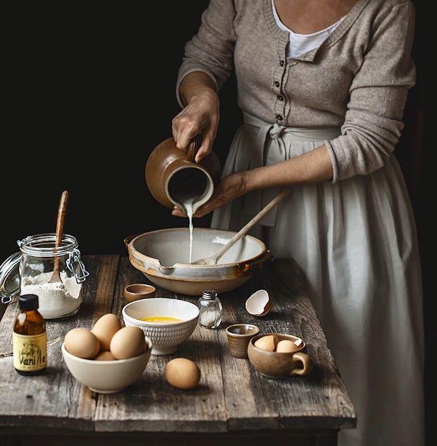 Madeleines pour le thé / la cuisine de Nathalie
