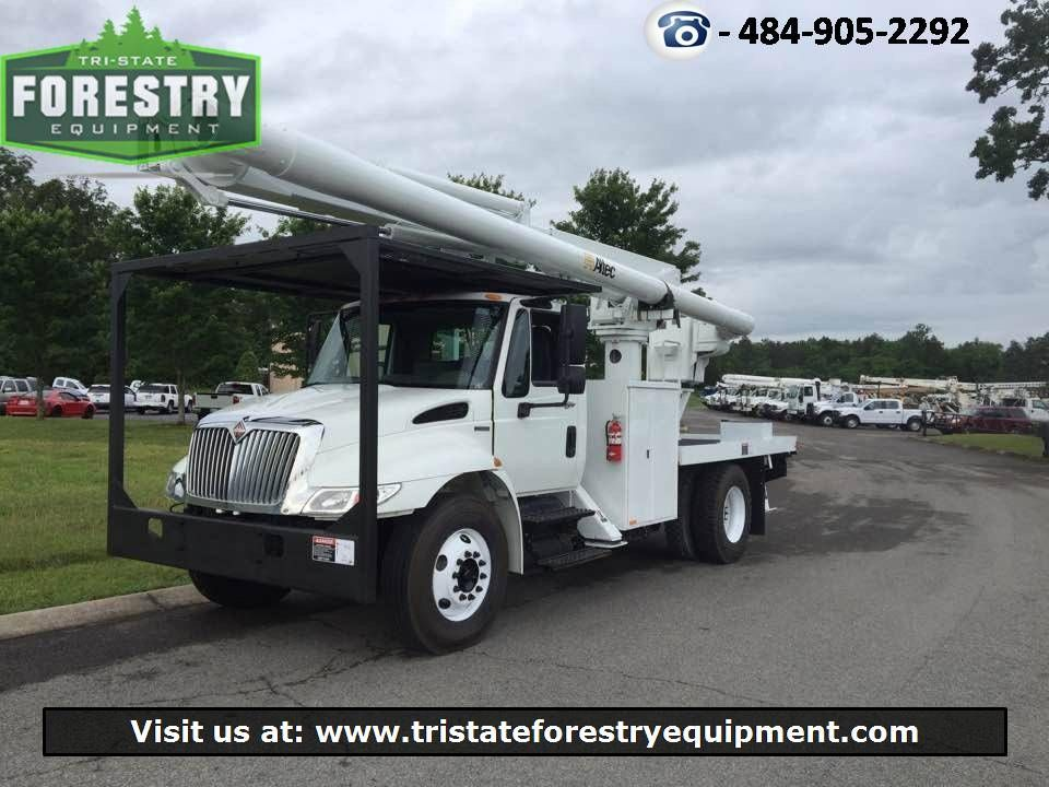 A Trusted And An Experienced Trader Specializing In Nationwide Sales Of Used Arborist And Forestry Supp Bucket Truck Bucket Trucks For Sale Forestry Equipment