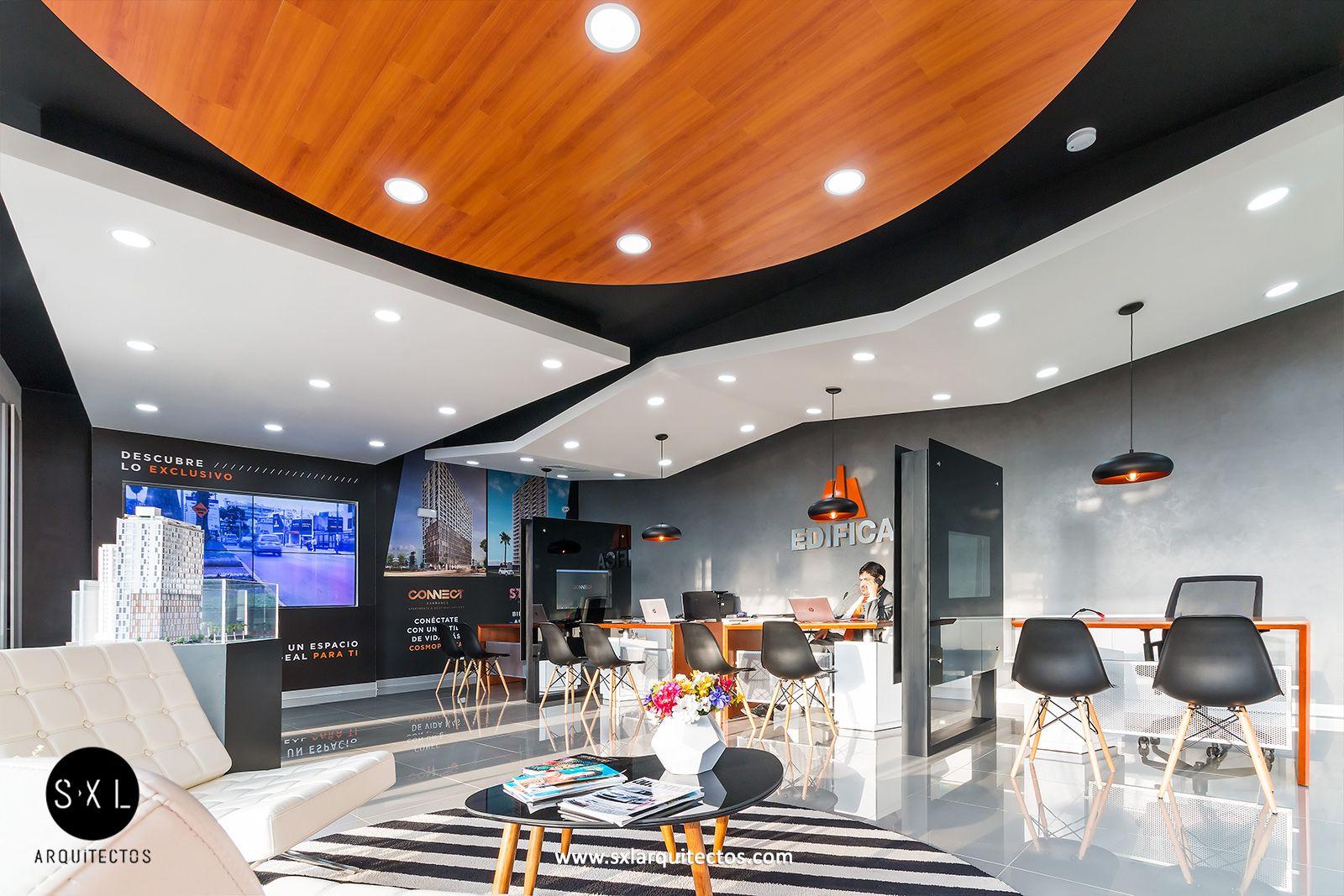Dise o de sala de ventas en barranco dise o interior for Diseno de interiores lima