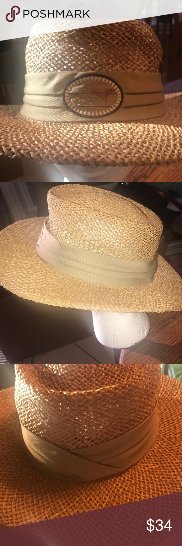 Greg Norman Woven Straw Hat Straw Hat Greg Norman Women Accessories Hats