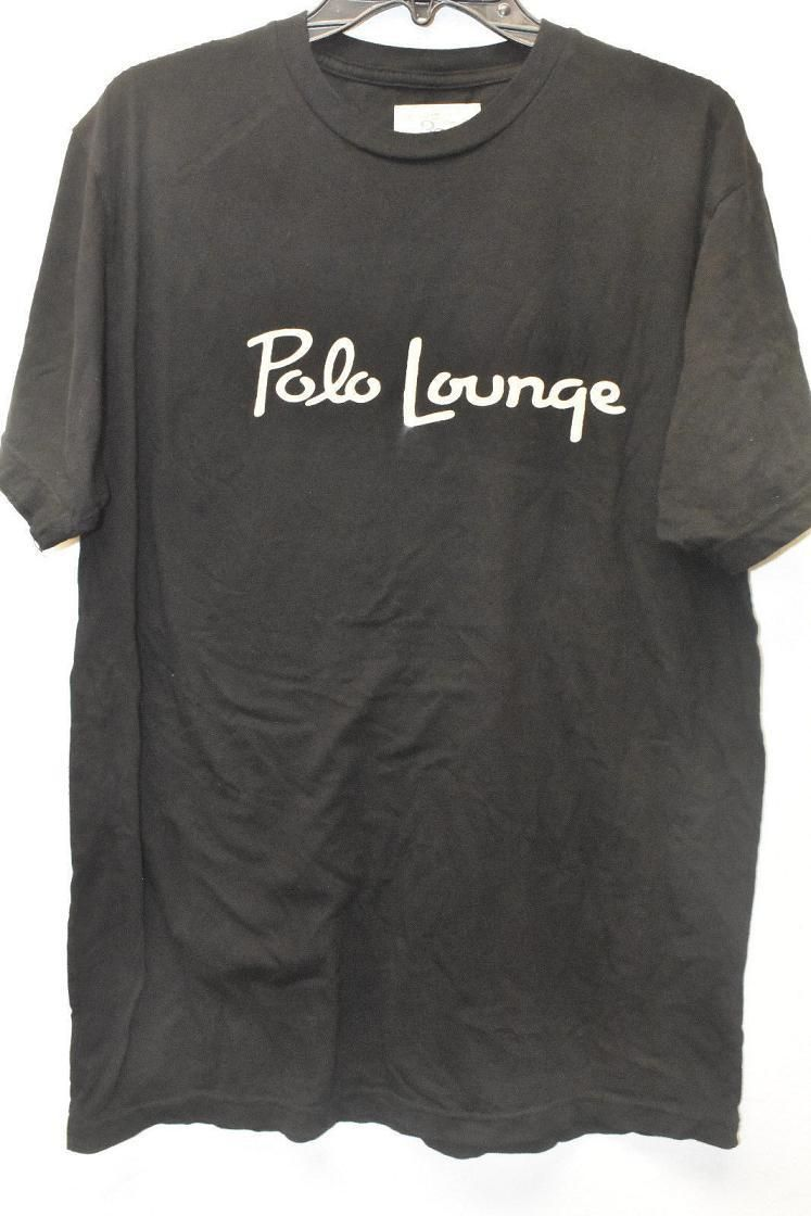 THE BEVERLY HILLS HOTEL AND BUNGALOWS POLO LOUNGE SIZE 2XL