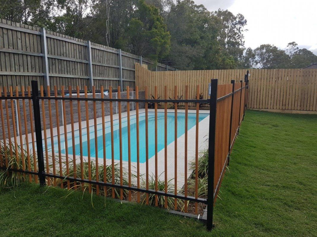 20190503 140400 Pdf Pool Fence Bamboo Building Fence Design