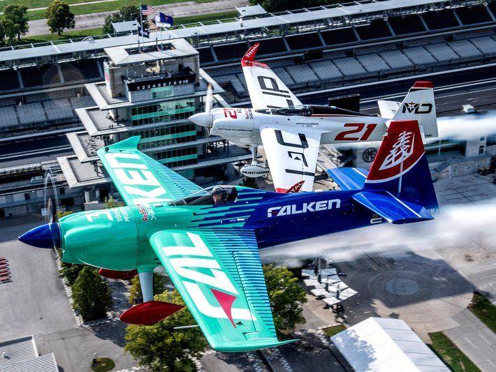 Muroya and Dolderer soar above Indy