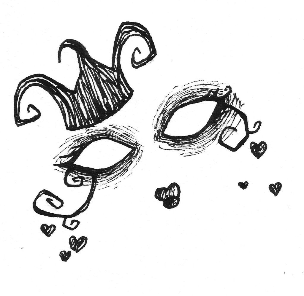 Heart Tattoos Designs - King and queen of hearts tattoo designs