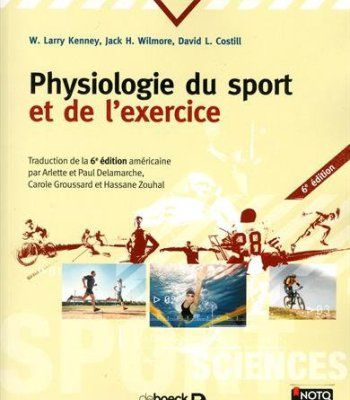 Physiology Of Sport And Exercise 6th Edition Pdf