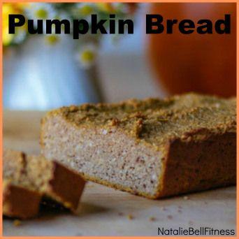Paleo Pumpkin Bread – 21 Day Fix Approved! #pumpkinbread #dessert #breakfast