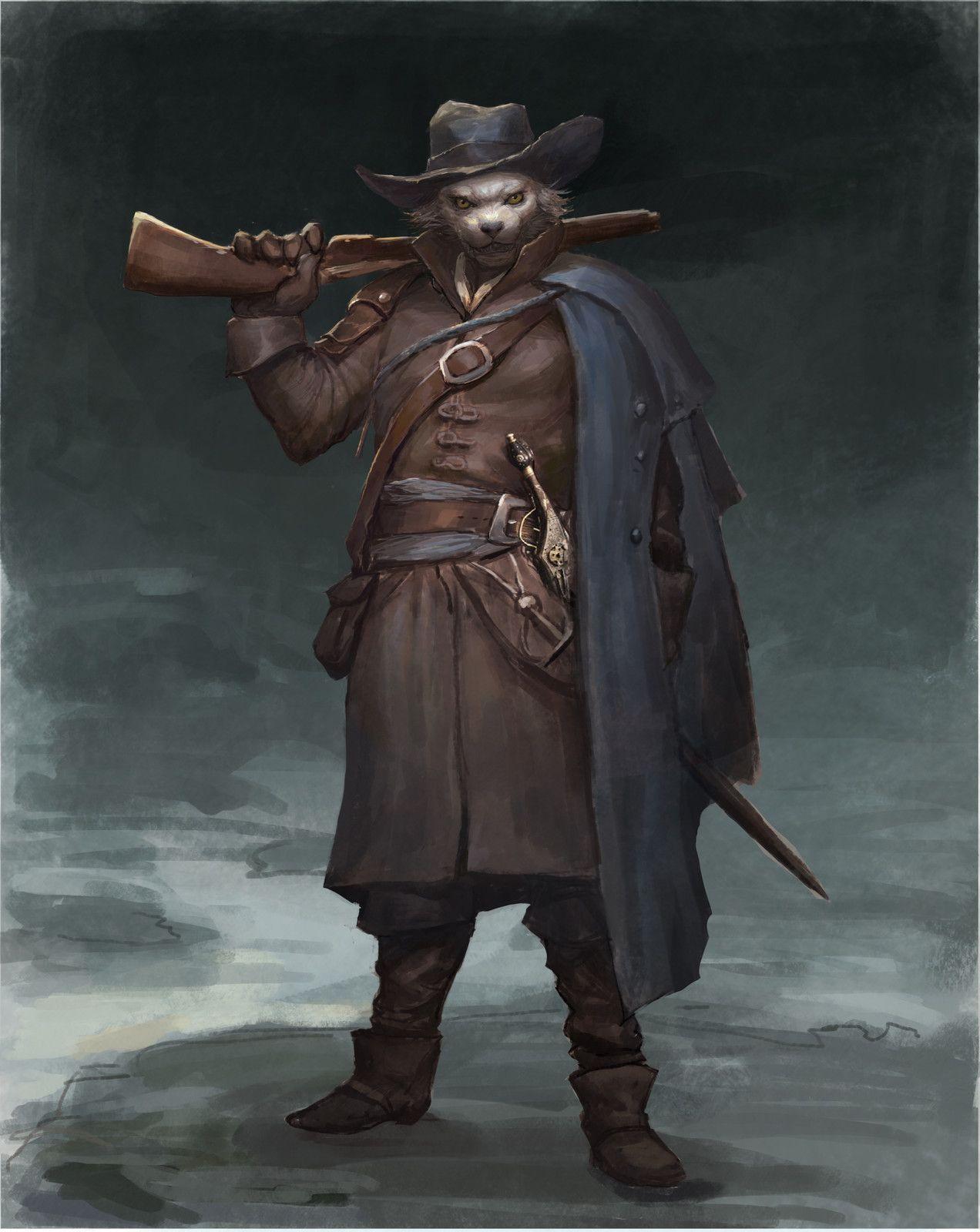 musketeers, li joshua on ArtStation at https://www.artstation.com/artwork/musketeers-222c96ad-2fd7-468d-a5ed-34da527a6b57