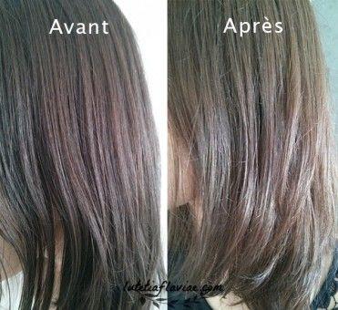 3 recettes maison pour claircir ses cheveux naturellement minis simple et bricolage - Eclaircir Cheveux Colors