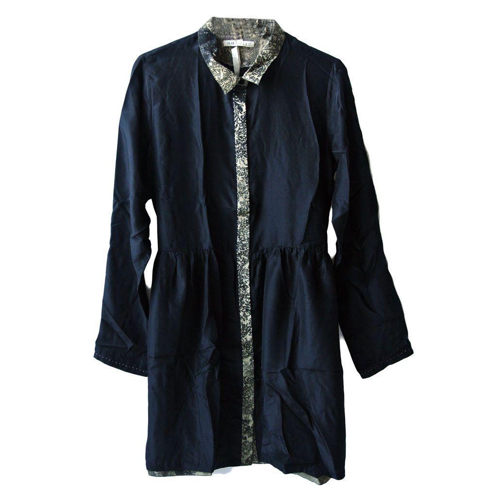 Eleven eleven seeker shirt dress the styleliner web shop