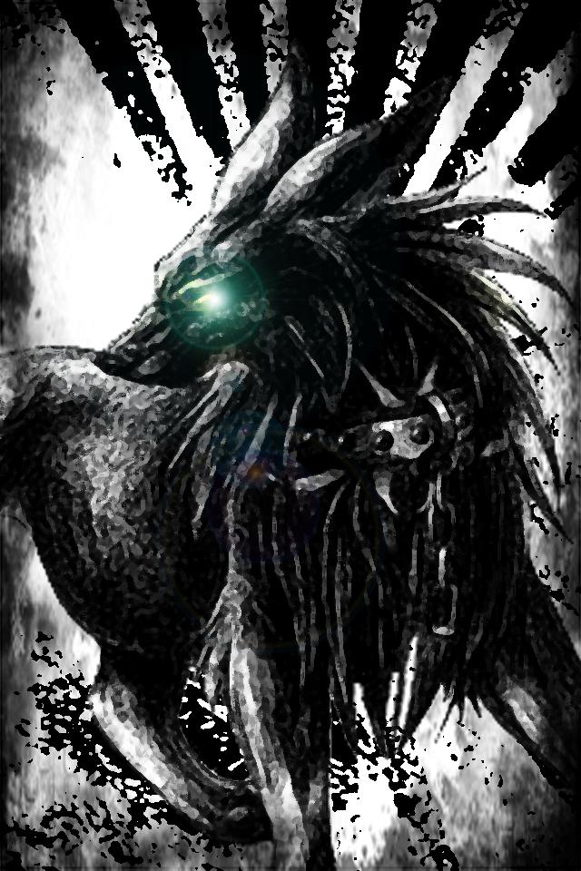 IPhone Wallpaper Shadow Wolf By DrunkRagdolldeviantart On DeviantArt