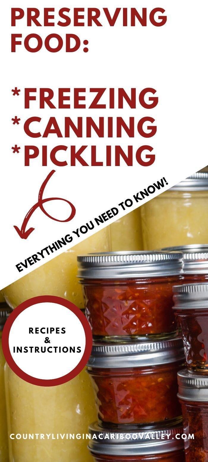 Fruits Canning and Preserving: Easy Direction for Canning Vegetables Meat and Fish Complete Guide to DIY Homemade Canning Cookbook and Recipes
