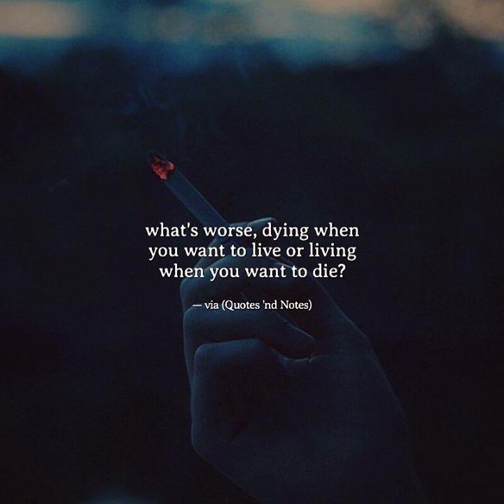 Давайте не будем торопиться умирать?