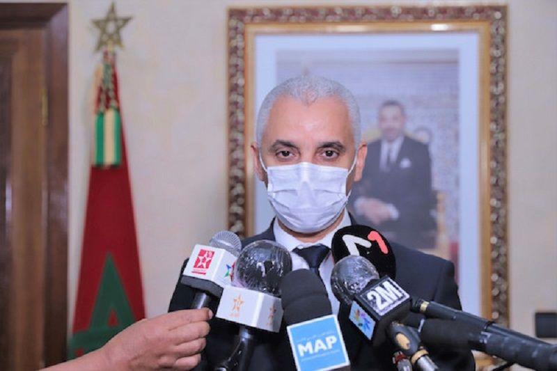 لقاح كورونا وزير الصحة يؤكد مشاركة المغرب في التجارب السريرية للحصول على كميات كافية منه In 2020 Character