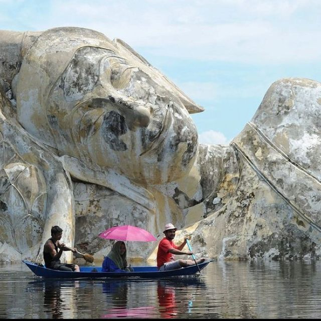 Inondations A Ayuthaya Thailande Asia Travel Travel Around The World Places To Travel