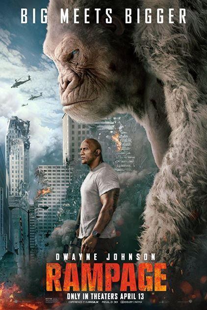 فيلم Rampage 2018 مترجم مشاهدة و تحميل Hd Movies Download Rampage Movie Full Movies Online Free