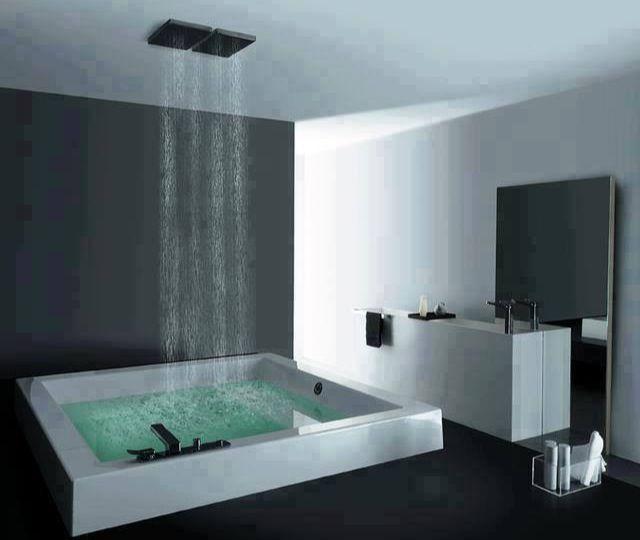 bagni con doccia e vasca moderni - Cerca con Google   bagni   Pinterest