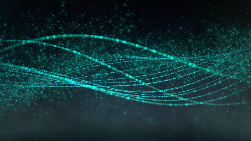 Oscillate Is A Mesmerizing Digital Animation Of Sine Waves By Daniel Sierra Sine Wave Waves Animation