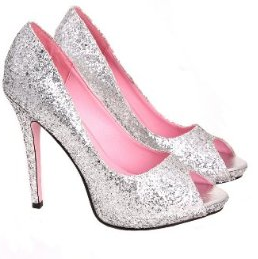 Pink & sparkles! (: