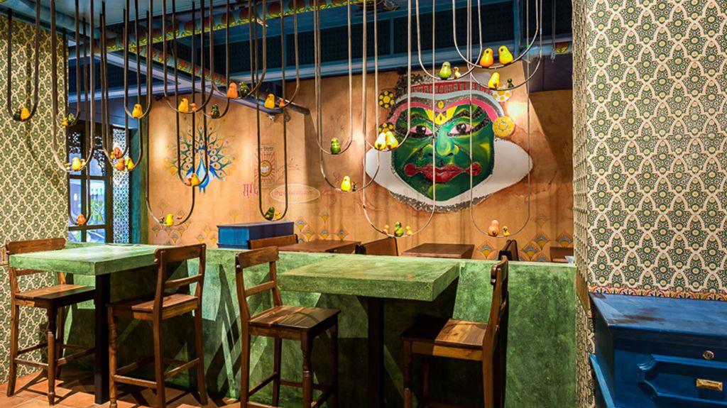 South High Resturant Design Resturant Decor Design
