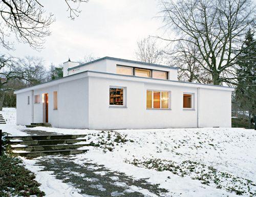 haus am horn, Weimar, 1923 Modern házak, Házak és Modern