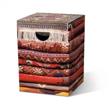 """Cardboard Stool """"Marrakesch"""""""