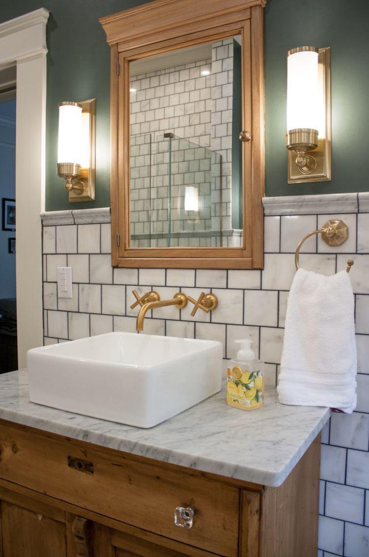 Ceramic Rectangular Vessel Bathroom Sink In 2020 Master Bathroom