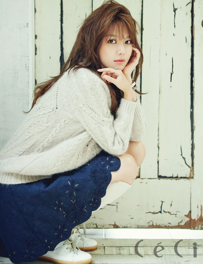 Snsd Soo Young Ceci Magazine November Issue 14 Snsd