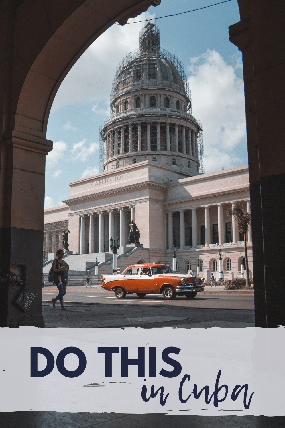 Travel tips about the best activities for Cuba travel - straight from local and expat bloggers! These are the top 10 activities for a Support for the Cuban People authorized trip for citizens of the United States, but they're also our favorite activities for travelers from anywhere. Including our recommendations about renting a classic car, taking a cooking class, and finding the best hotels and restaurants. #Cubatravel #traveltips #travelinspiration #Havana #Cuba
