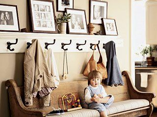 def want a pew as a bench in the house, possible mudroom ideas
