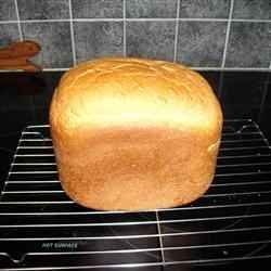 Homemade Bread Machine-white bread recipe key is to let ...